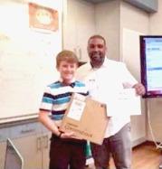Monty Maxwll presents an NSF Chromebook